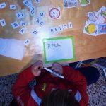 Formar palabras y escribir