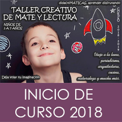 INICIO CURSO 2018-2019