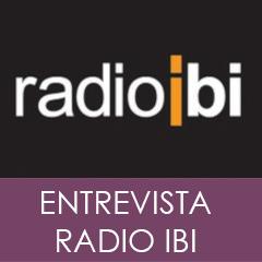 Entrevista en Radio Ibi
