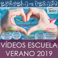 VÍDEOS ESCUELA DE VERANO 2019